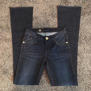Rock and Republic Kasandra Jeans, Size 0